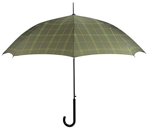 leighton-auto-open-stick-plaid-green-khaki-one-size