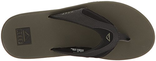 Reef Fanning, Tongs Hommes Multicolore (Dried Herb)