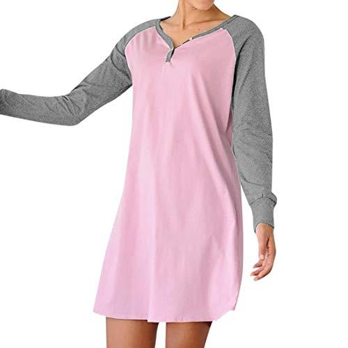online para la venta salida online hermoso estilo POLP Vestidos Cortos Mujer,Vestido otoño Mujer Casual ...