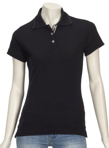 Northland Damen NL Classic L`s Polo Shirt Black