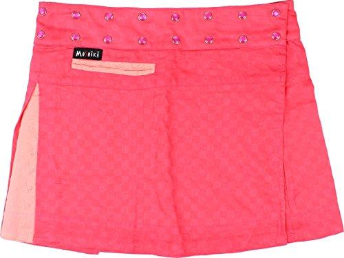 Moshiki - Jupe - Portefeuille - Femme Multicolore Multicolore Taille Unique K578