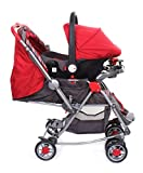 Sunbaby Rocking Travel System (Red)