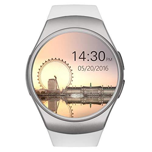 KW18 Ronda Inteligente Reloj Bluetooth SIM gsm teléfono