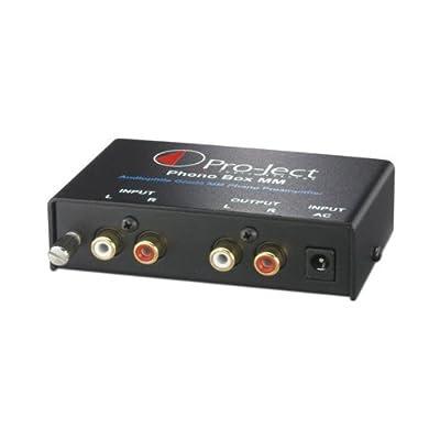 Pro-Ject Phono Box MM, Nero in offerta da Polaris Audio Hi Fi