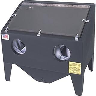 Alc Top-Open Benchtop Abrasive Blaster - 30In., Model# 41390