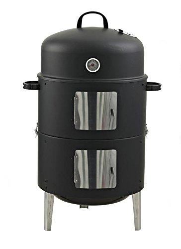 Wagner Räucherofen Smoker XL 3 in 1 Watersmoker BBQ Grill Feuerstelle RS400