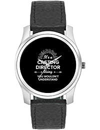 BigOwl It's A Casting Director Thing You Won't Get It | Best CASTING DIRECTOR Gift Fashion Watches For Girls -...