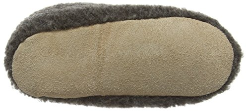 Unisex Woolsies Lana Sherpa Marrón latte Zapatillas Natural Marrón Asciende aqpSzA