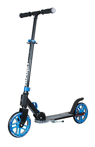 Hornet 14499 - LED Scooter Roller 200, Big Wheel Scooter - Tret-Roller mit Beleuchtung