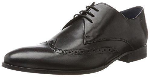 Joop Paxos Daniel Brogue Lfu, Chaussures À Lacets Pour Homme Noir (noir)