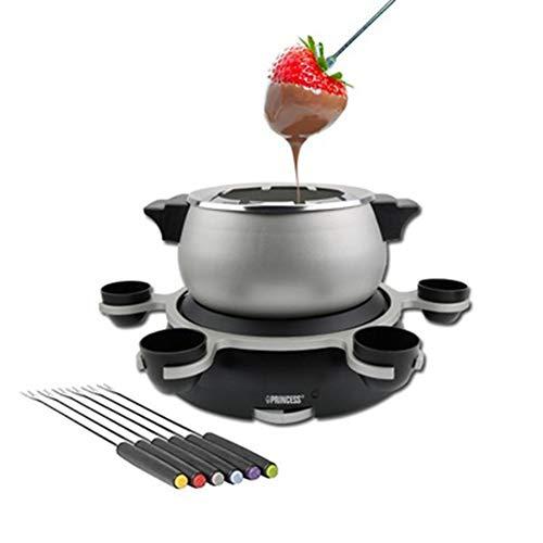 ZXX-wr Fondue Au Fromage Pot à Lait électrique 1,5 Litre