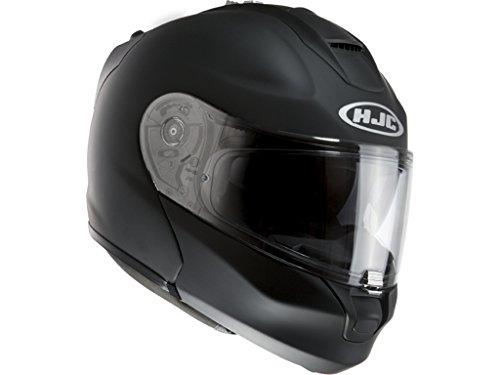 Casque de moto modulable HJC RPHA MAX Evo, noir...