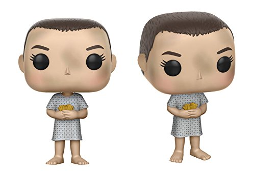 Pop Stranger Things Eleven Hospital Gown Vinyl Figure