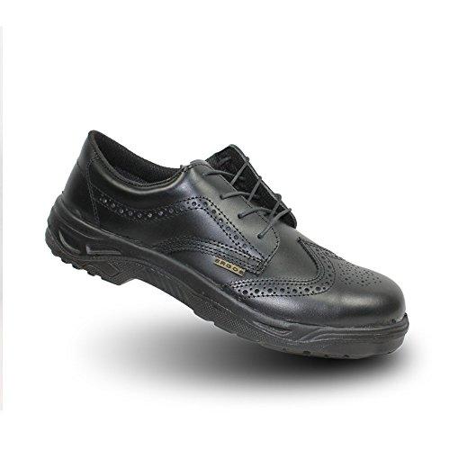 Ergos milan s3 sRC chaussures businessschuhe plat chaussures noir Schwarz