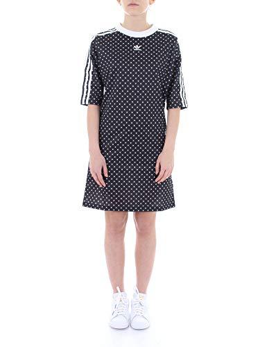adidas Originals Dress Damen-Kleid DU9723 Black/White Gr. -