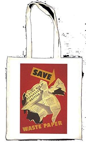 économiser déchets papier Sac fourre-tout