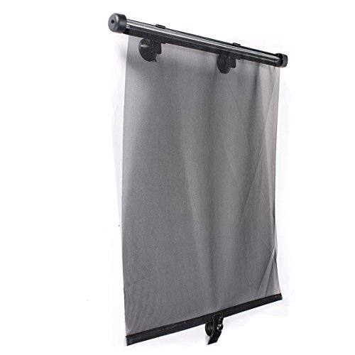 Alamor-2X-Vetro-Laterale-Finestra-Parasole-Visiera-Roller-Blind-Screen-Protector