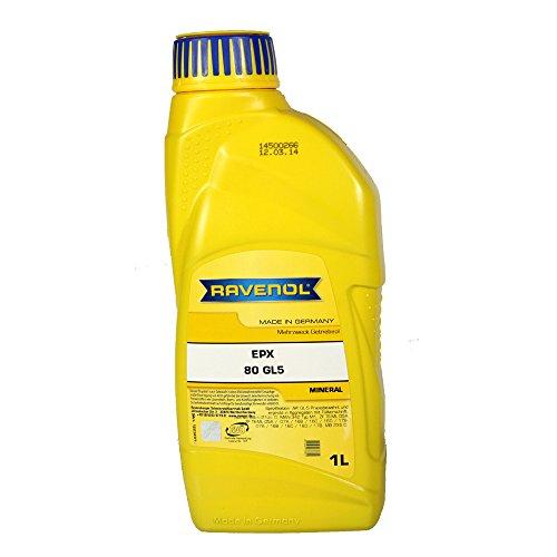 RAVENOL Olio del cambio EPX SAE 80GL 5