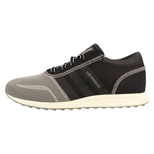 adidas Herren Los Angeles Sneakers, Blau Neon MGH SOLID GREY/CORE BLACK/CH SOLID GREY
