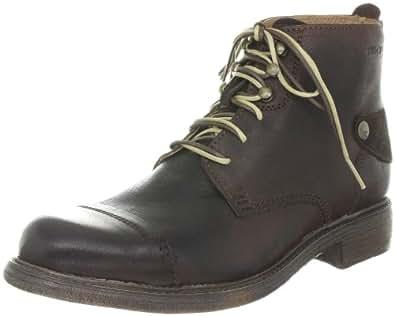 Yellow Cab HARVEY M Y15107, Herren Boots, Braun (Dark brown), EU 40