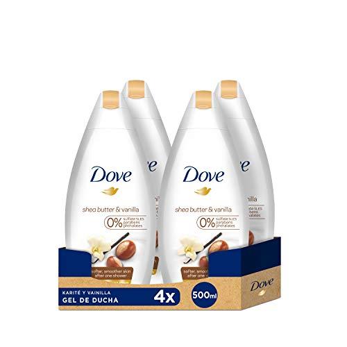 Dove Karite Gel De Ducha Nutritivo 500 ml - [Pack