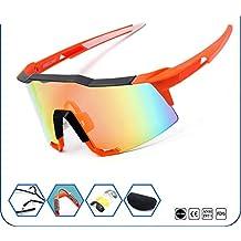 Gafas de sol deportivas Montañismo al aire libre Gafas de pesca Ahora  Ciclismo Gafas de sol d2296b83a57e
