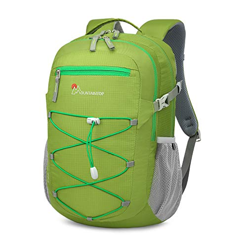 f3881501e2 MOUNTAINTOP 22L Backpack Hiking Travelling Camping Rucksack Mountaineering  Casual Waterproof Outdoor Daypacks for Women&Men