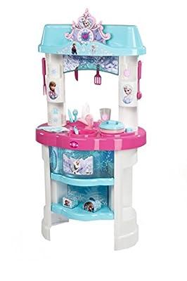 Frozen Smoby 24498 - Cocina juguete para niñas por Smoby