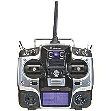 Graupner 33116.77.EN - Radio Digitale Solo mx-16 HoTT 8 Canali GB