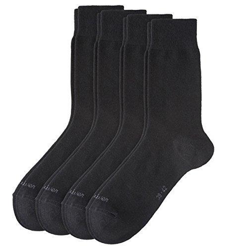 S.Oliver Unisex Legendary Socken 8er Pack, Größe:43-46;Farbe:Black (05)