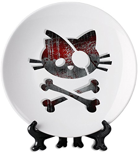 pirate-cat-white-plate-premium-ceramics-personalized-dish-print-on-your-plate-for-truly-unique-meal-