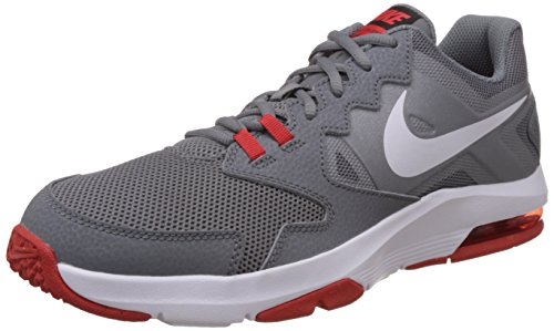 Nike 719933-009 Men S Air Max Crusher 2 Grey Orange And White Multisport  Training Shoes 8 Uk India 42 5 Eu 9 Us- Price in India
