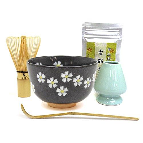 Ceremonia de té Matcha Japonesa piezas principiante Set (importación de...
