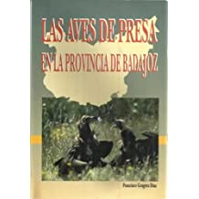 Las aves de presa en la provincia de Badajoz
