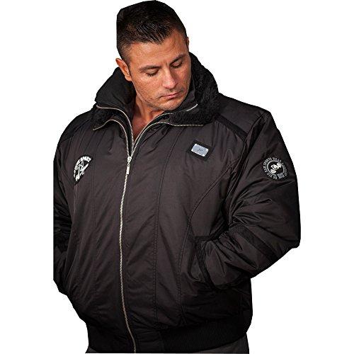 BIG SM EXTREME SPORTSWEAR Jacke Bomberjacke Sweatshirt Jacke Blouson 4056 S