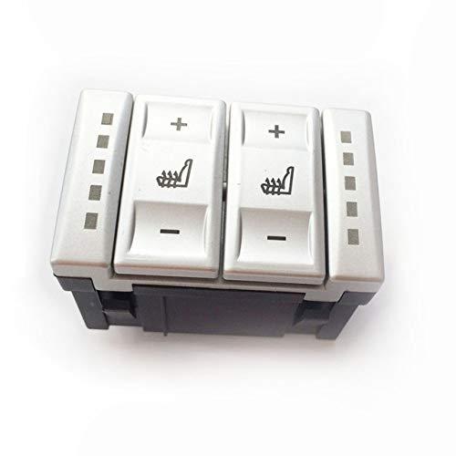 LanLan Für Ford Mondeo MK3 MK4 S-Max Elektrische Sitzheizung Schalter Heizungsschalter 6M2T-19K314-AC BS7T-19K314-AB
