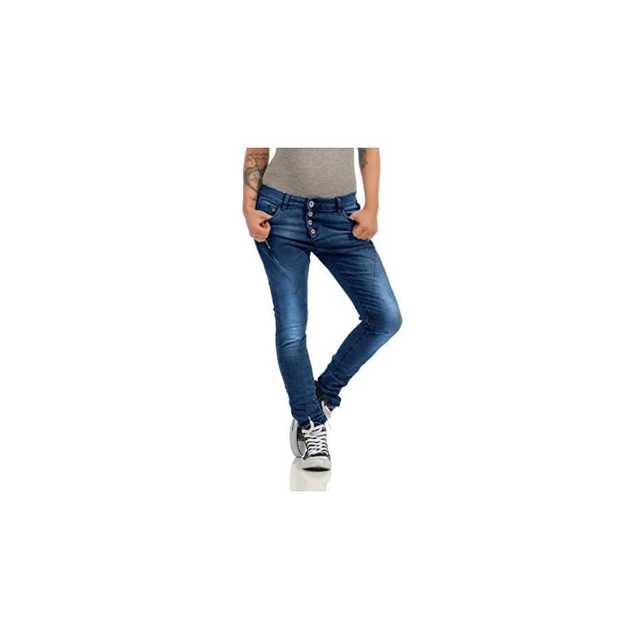 Lexxury Jeans Boyfriend
