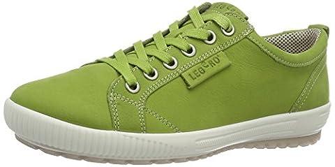 Legero Marano Damen Sneaker, Grün (Kiwi Kombi 35), 44 EU (9.5 UK)