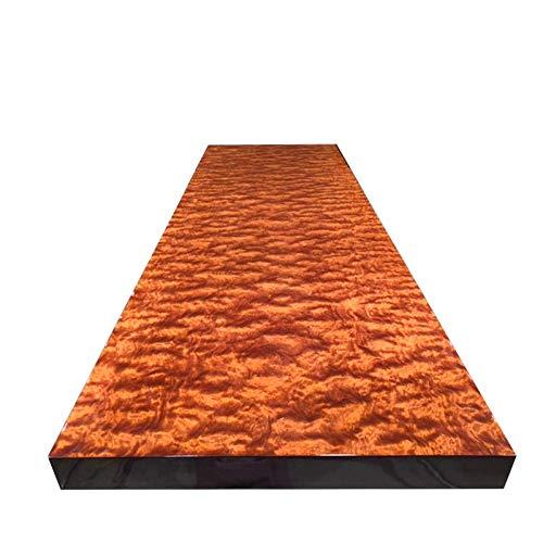 Bahua Massivholzplatte Schreibtisch Teetisch Esstisch Schreibtisch 275 cm x 90 cm x 10 cm - Sammlung Holz Esstisch