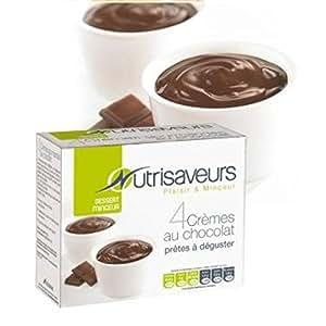 Nutrisaveurs - Crème Dessert Chocolat Lot