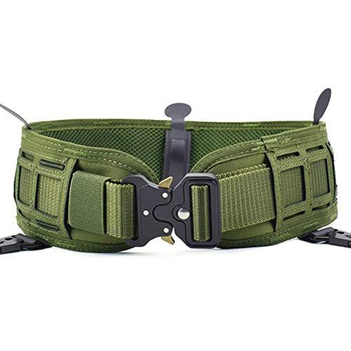 HANYUEXIA TMC-Paket für multifunktionale Taktische Gürtel MOLLE Tactical Girdle, Live CS Field Tactical Belt Girdle -