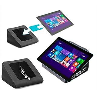 reboon Tablet Kissen für das Notion Ink Able - ideale iPad Halterung, Tablet Halter, eBook-Reader Halter für Bett & Couch