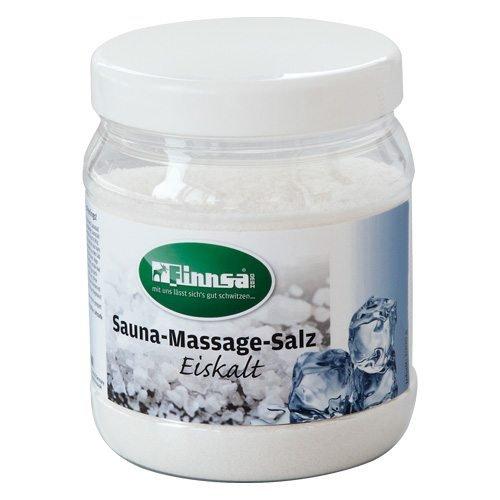 Salz Massage (Finnsa Sauna Massage Salz Eiskalt 1000 g)