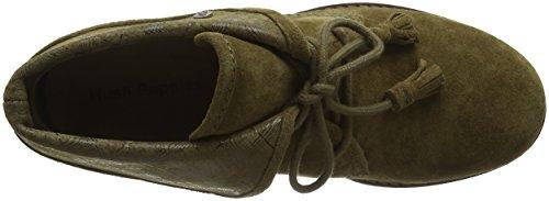Hush Puppies Milos Cayto, Desert boots femme Vert (Dark Olive)