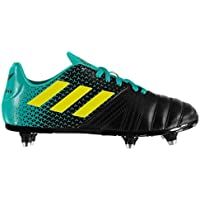 Adidas All Blacks Junior (SG), Zapatillas de Rugby Unisex niños