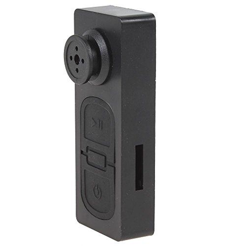 HD Mini DV DVR Voice Video Recorder Portable Button- S918-Hidden Pinhole Spy Camera - SPBTM