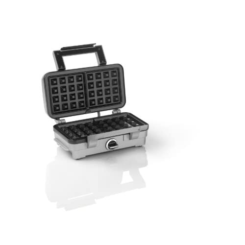 41huqeY9RSL. SS500  - Cuisinart Waffle Maker  |  Non-Stick Removable Plates  |  Stainless Steel  |  WAF1U