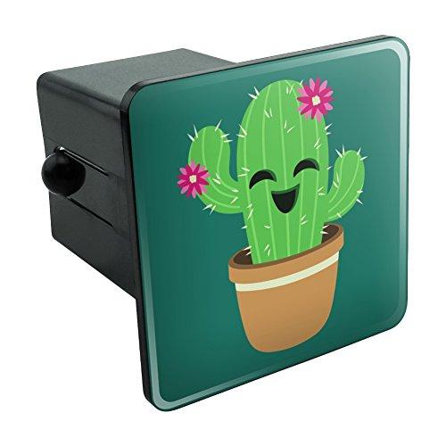 mit rosa Blüten Abschleppen Anhängevorrichtung Cover Plug Einsatz 5,1cm (2-zoll-kunststoff-töpfe)
