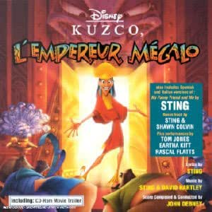 Kuzco l'empereur mégalo [Import anglais]