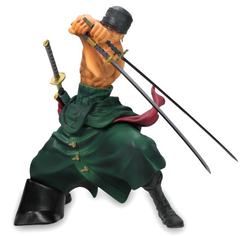 One Piece Scultures BIG molding king SPECIAL RORONOA. ZORO Roronoa Zoro molding king showdown at the summit Banpresto… 6